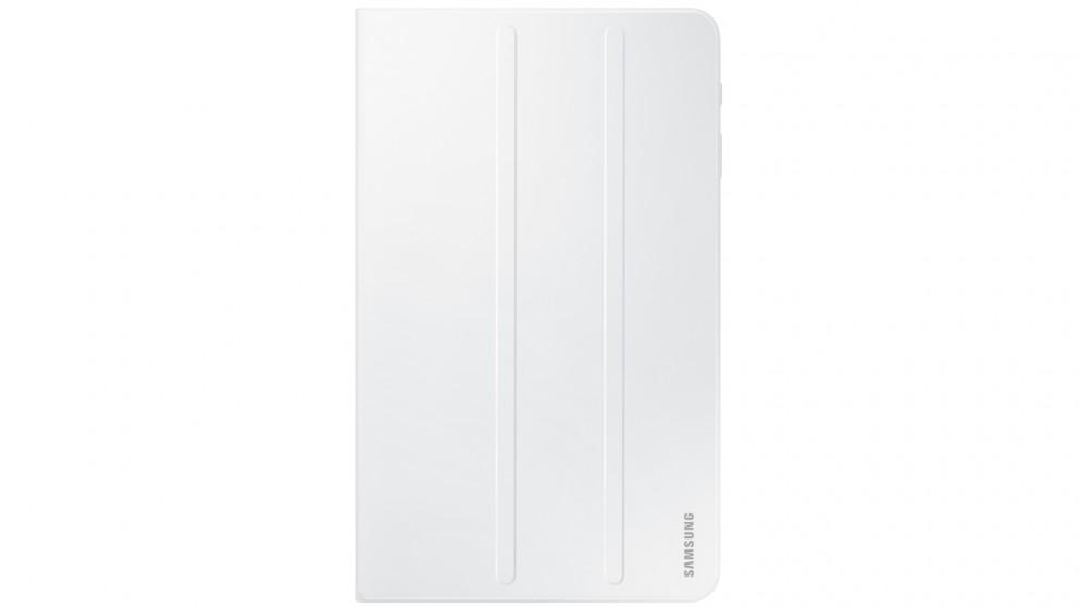 Samsung Tab A 10.1 Book Cover - White