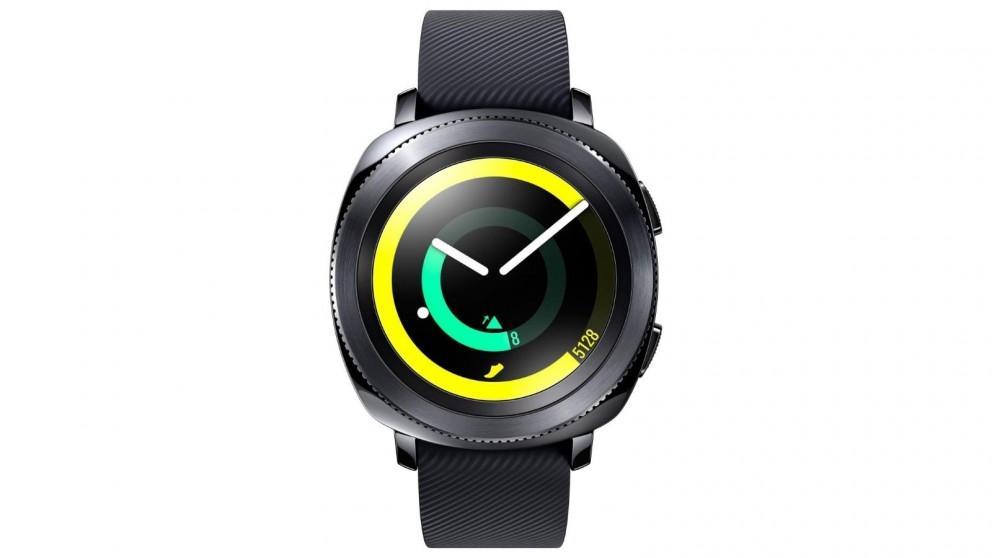 Samsung Gear Sport Fitness Tracker - Black