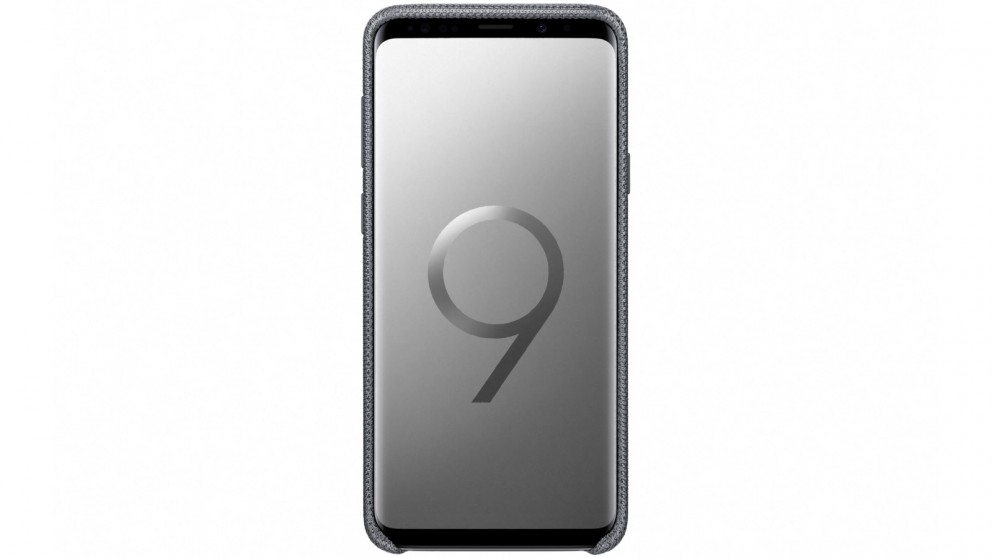 best website b596b cb6e5 Samsung Galaxy S9+ Hyperknit Case - Grey