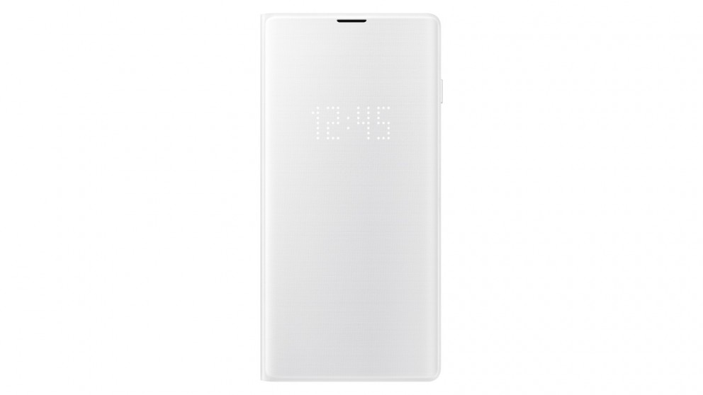 Samsung Galaxy S10 LED View Cover - White