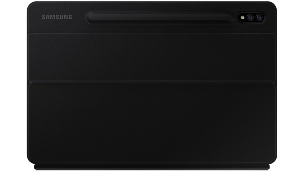 Samsung Galaxy Tab S7 Book Cover Keyboard - Black