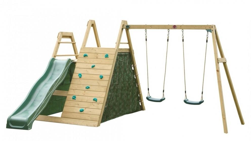 Plum Climbing Pyramid Playground