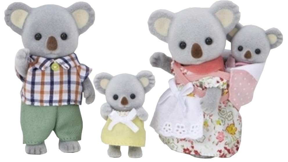 Sylvanian Families Koala Family