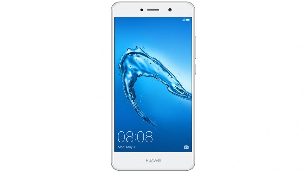 Huawei Y7 16GB Smartphone - Silver