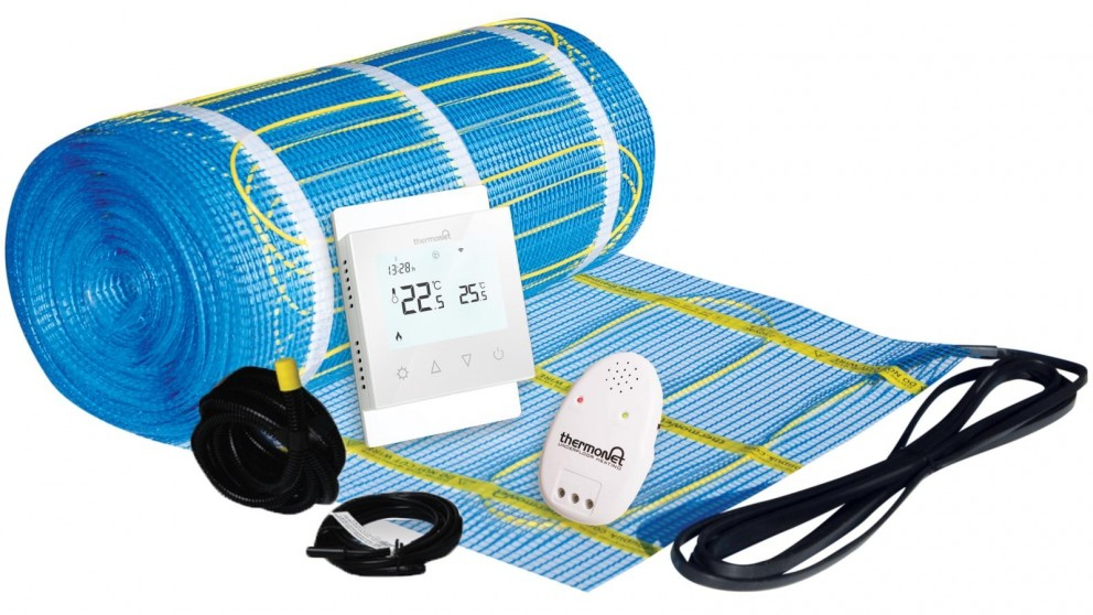 Thermogroup Thermonet 3.5 Sqm Undertile Heating Kit with Programmable Thermostat