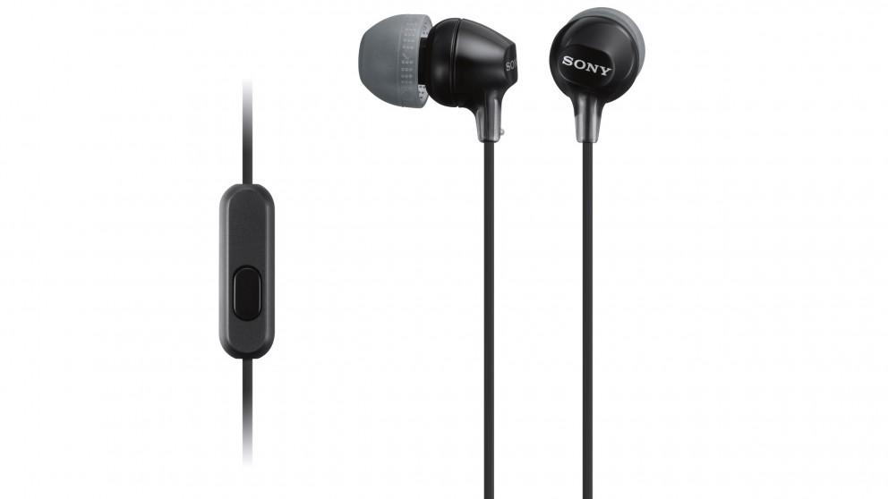 Sony EX Series Monitor In-Ear Headphone - Black