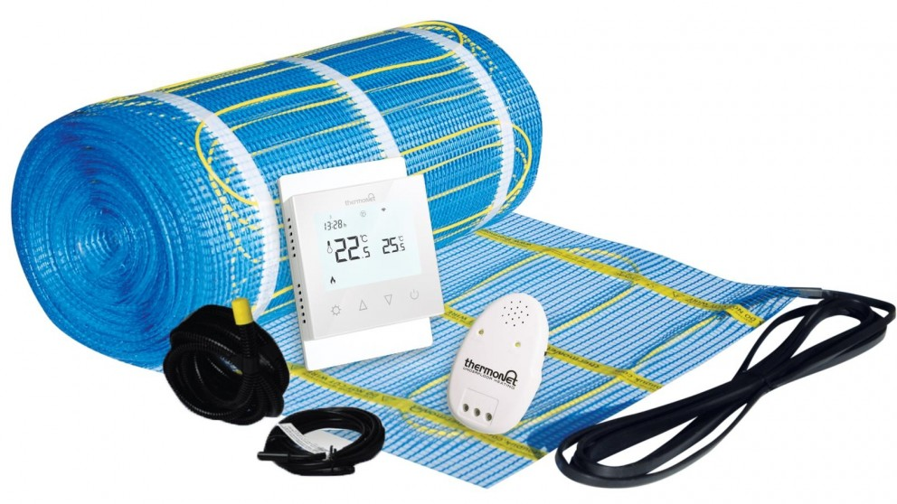 Thermogroup Thermonet 3.0 Sqm In Screed Heating Kit with Programmable Thermostat