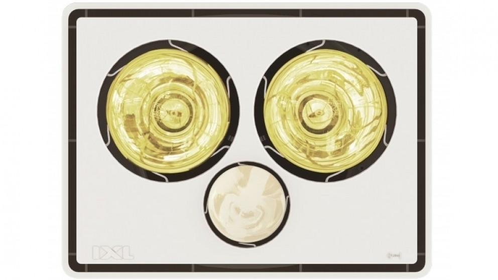IXL Tastic Vivid 2-in-1 Bathroom Heater & Light