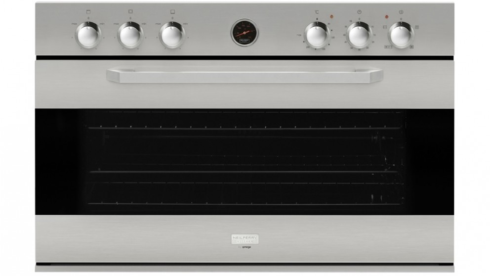Neil Perry Kitchen by Omega 900mm Electric Oven - Stainless Steel