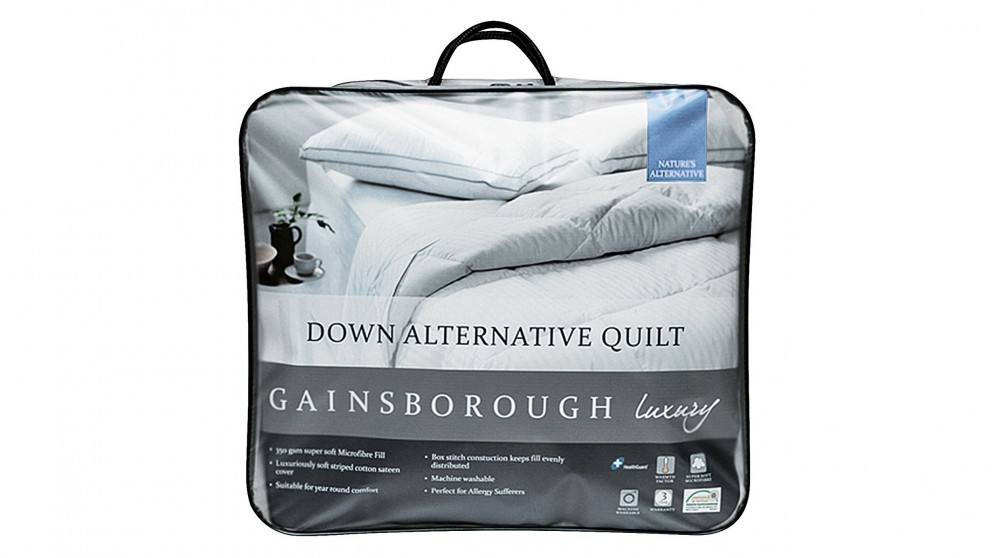 Gainsborough Luxury Down Alternative All Seasons Quilt