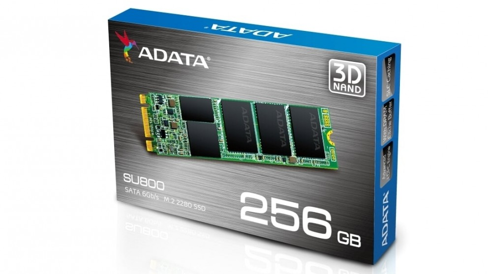 ADATA Ultimate SU800 256GB M.2 Internal SSD