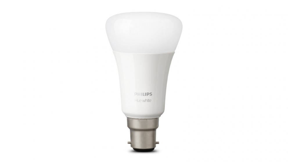 Philips Hue White B22 Starter Kit with Bluetooth