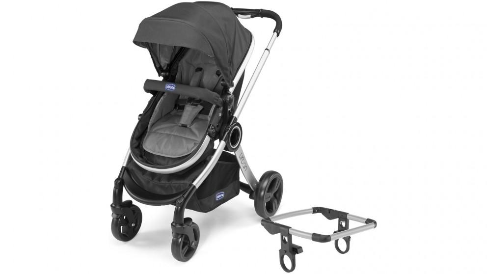 Chicco Urban Stroller Set - Silver Frame