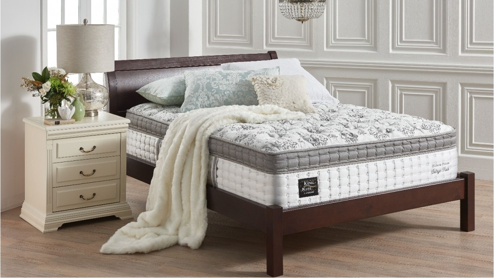 King Koil Platinum Posture Bellagio Plush Mattress