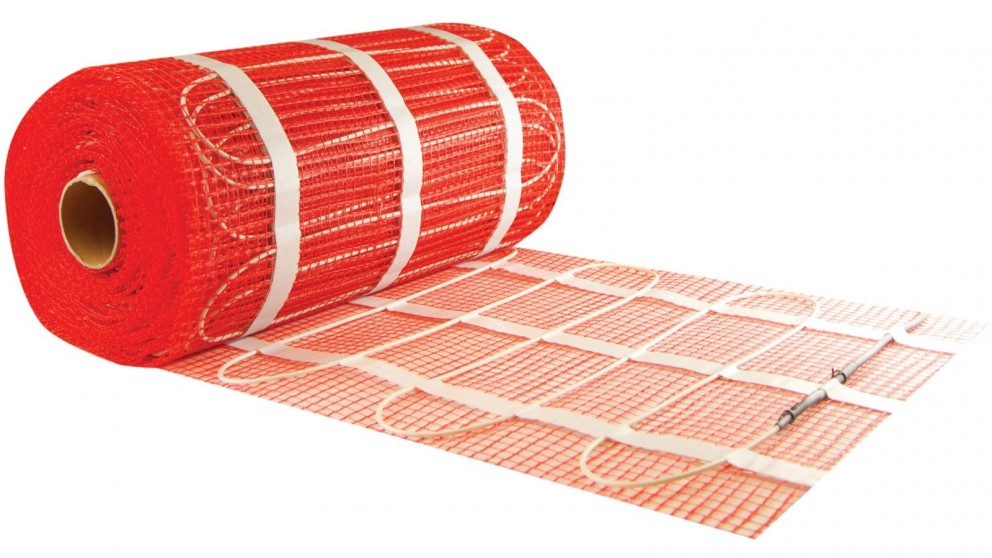 Thermogroup ComfortZone 4Sqm 600W Under Tile Floor Heating Kit with Thermostat