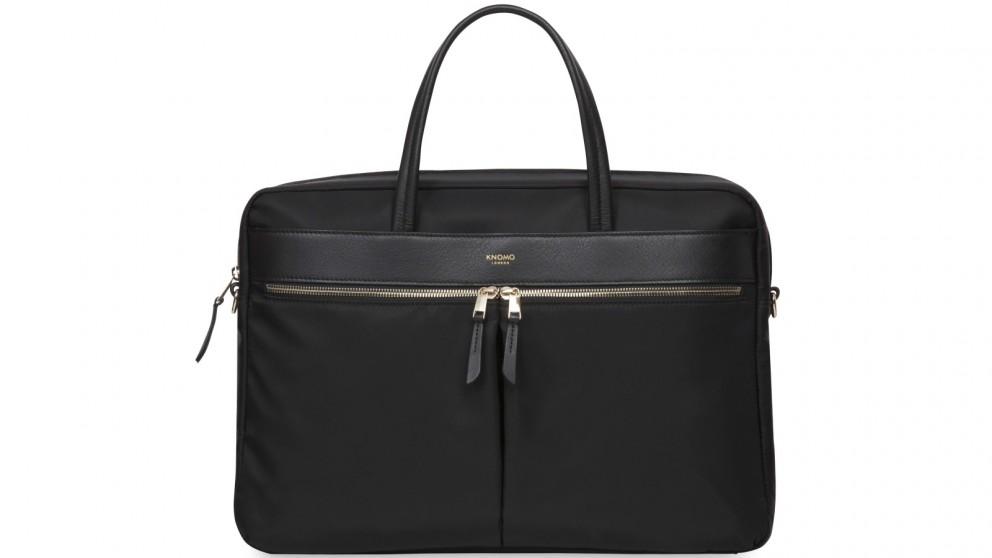 "Knomo Mayfair Hanover 15"" Slim Briefcase"