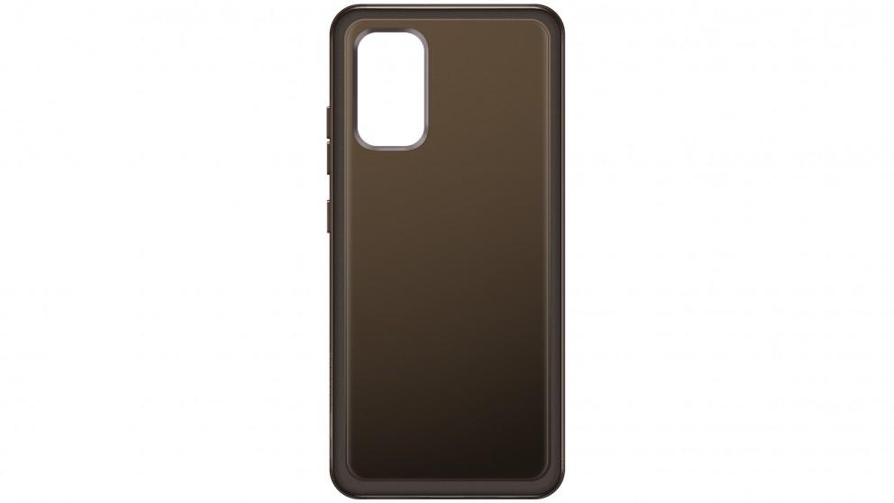 Samsung Galaxy A32 4G Clear Cover - Black