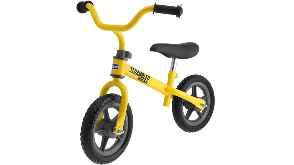 Chicco Ducati Scrambler Balance Bike