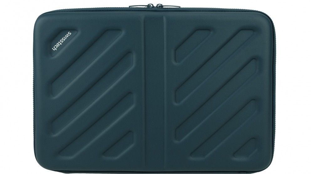 "SwissTech 15.6"" Hard Protective Laptop Case - Grey"