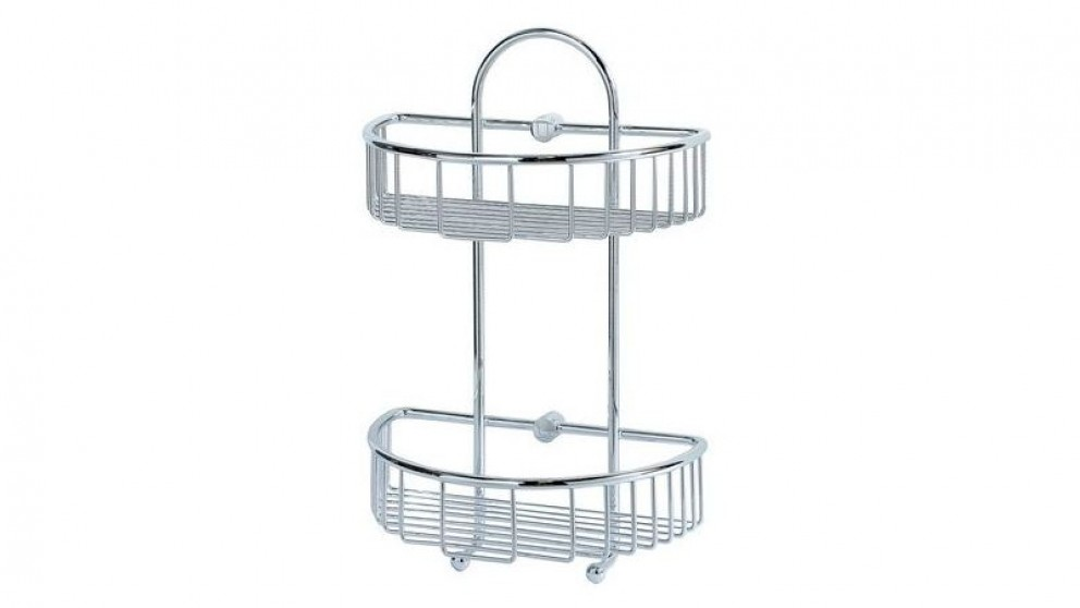 PLD Bel-Aire Double Bathroom Caddy