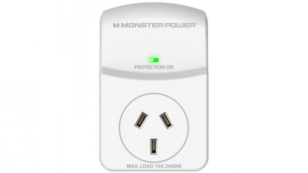 Monster Single Outlet Essentials Surge Cube
