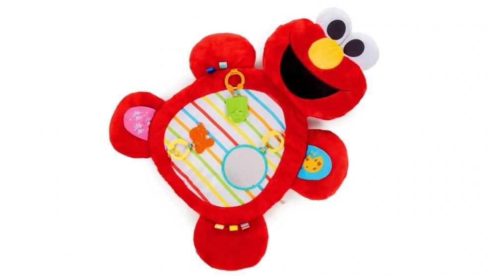 Bright Starts Tummy-Time Elmo Prop Mat