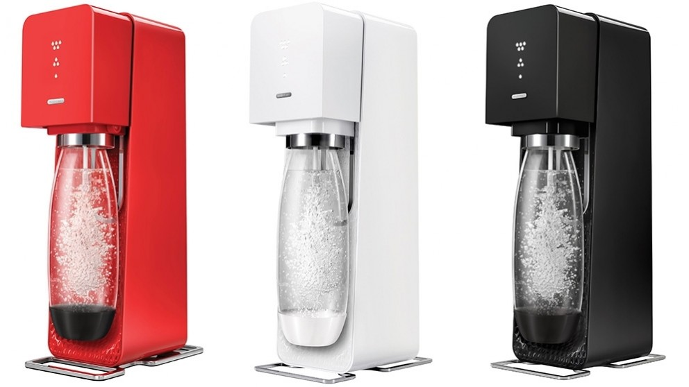 SodaStream Source Element