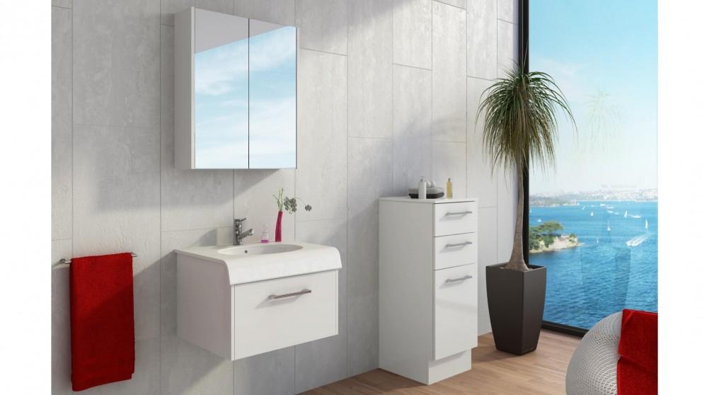 Buy timberline denver 600mm shaving cabinet harvey norman au for Bathroom cabinets harvey norman