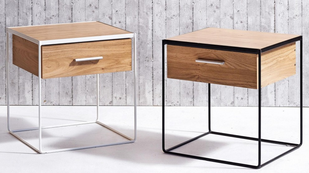 Circ Bedside Table