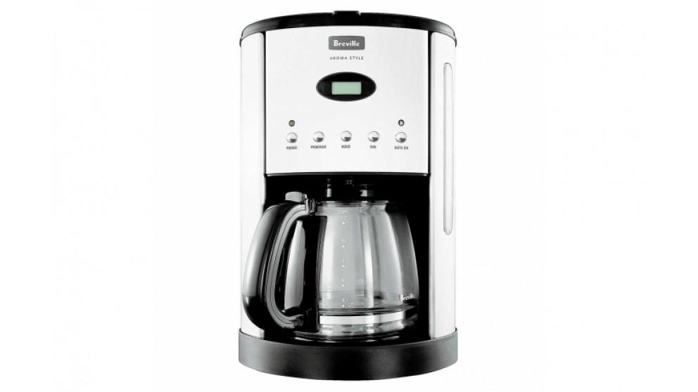 breville aroma style electronic coffee machine breville aroma style electronic coffee machine   coffee machines      rh   harveynorman com au