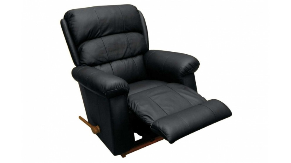Buy Rapids Leather Rocker Recliner Harvey Norman Au