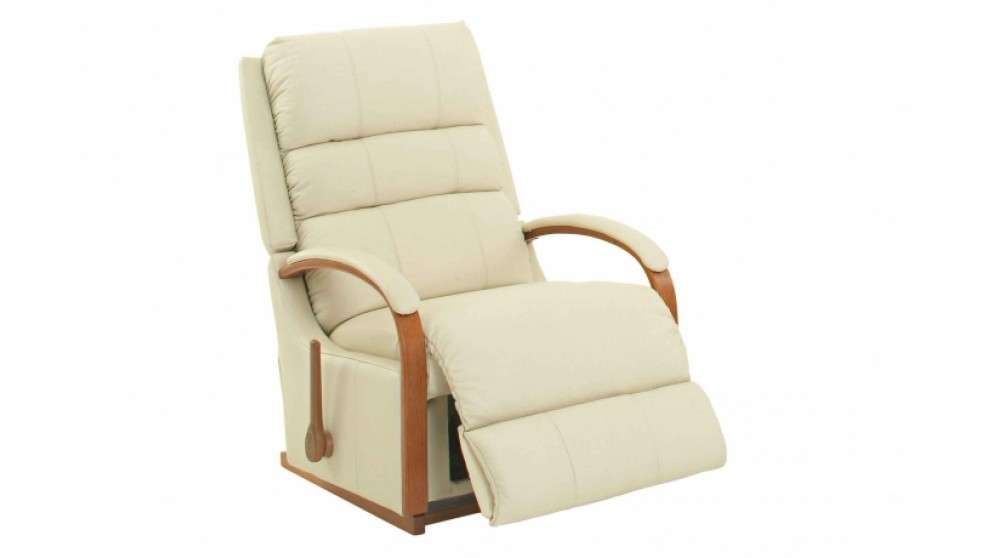 Charleston Leather Rocker Recliner