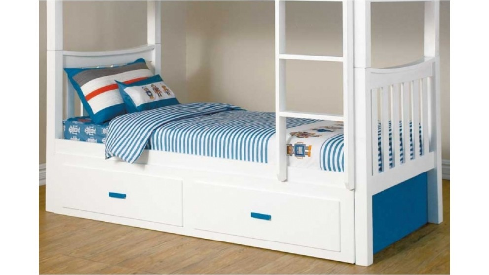 Kids Bedroom Harvey Norman melody single bunk bed - kids beds & suites - bedroom - beds