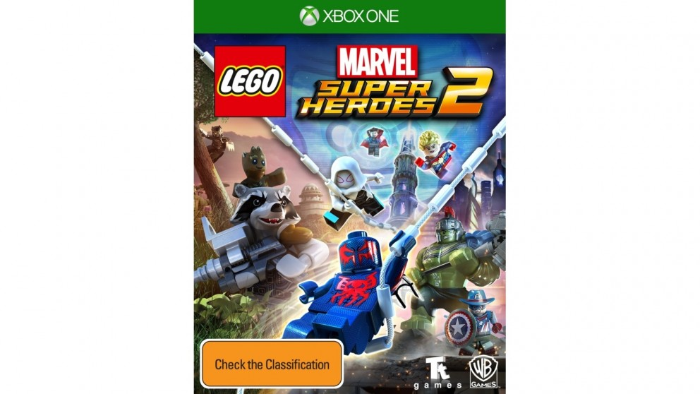 Lego Games For Xbox 1 : Buy lego marvel super heroes xbox one harvey norman au