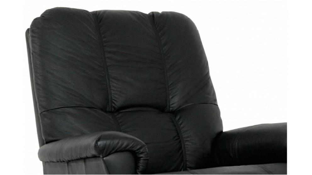 Preston Leather Rocker Recliner  sc 1 st  Harvey Norman & Preston Leather Rocker Recliner - Recliner Chairs - Living Room ... islam-shia.org