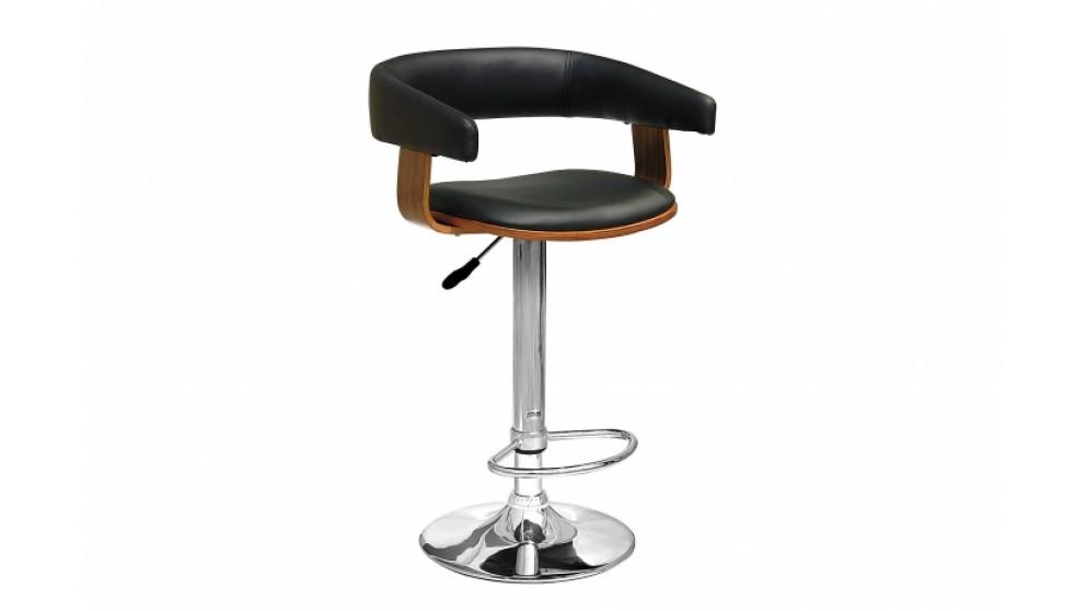Venus Black Barstool  sc 1 st  Harvey Norman & Venus Black Barstool - Bar Stools - Dining Room - Furniture ... islam-shia.org