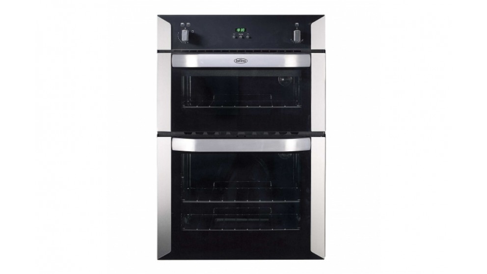 Belling 90cm Built In LPG Double Oven - Stainless Steel ...
