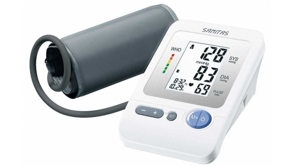 Sanitas Blood Pressure Monitor