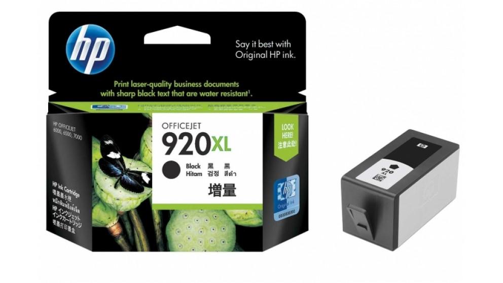 HP 920 XL Black Ink Cartridge