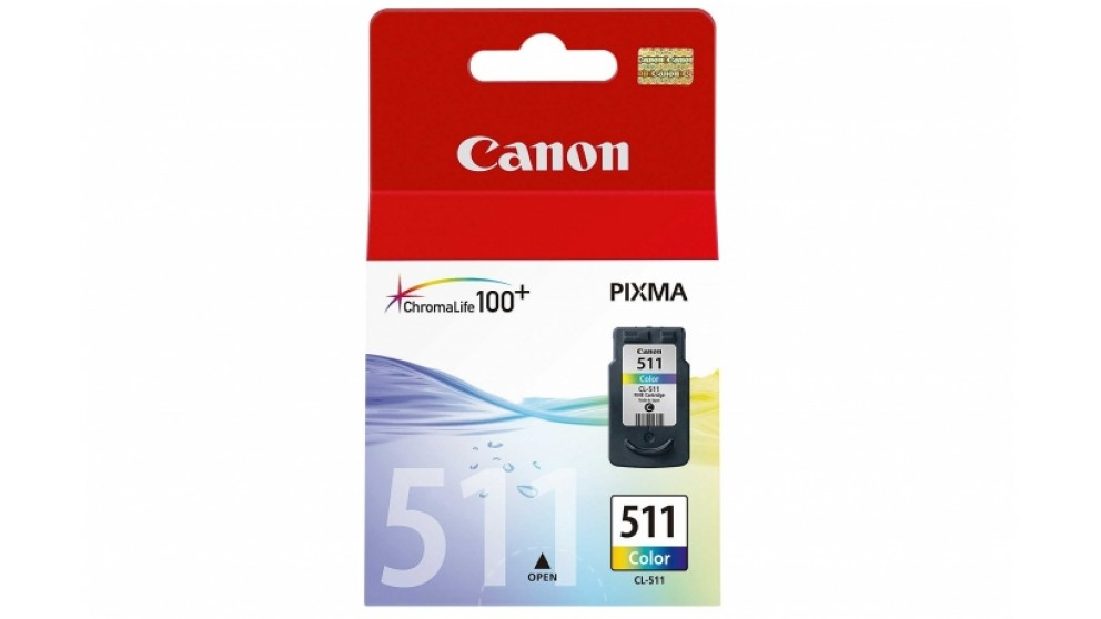 Canon CL-511 Tri Colour Ink Cartridge
