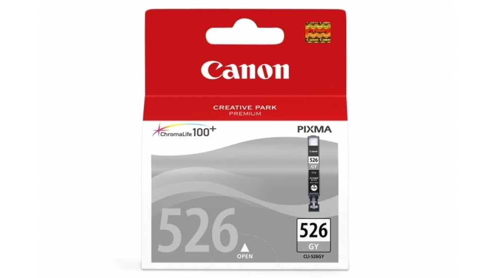 Canon CLI-526 Grey Colour Ink Cartridge
