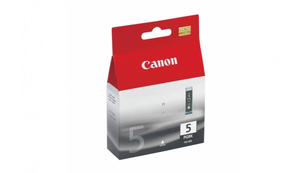 Canon PGI-5BK Black Colour Ink Cartridge