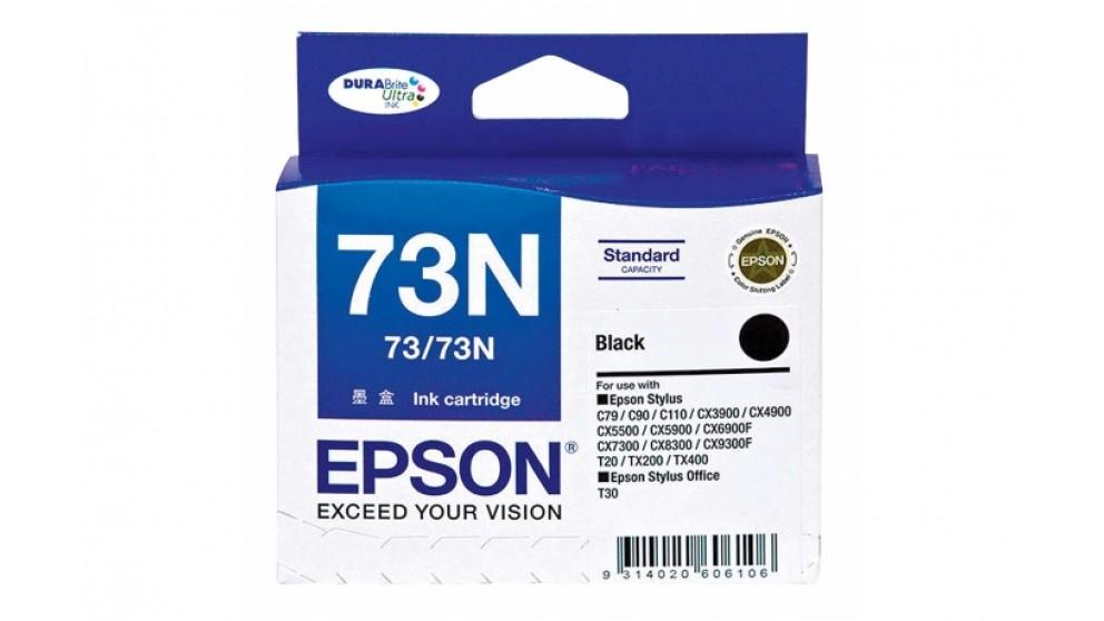 Epson 73N Black Colour Ink Cartridge