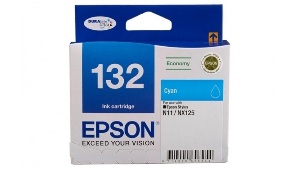 Epson 132 Cyan Colour Ink Cartridge