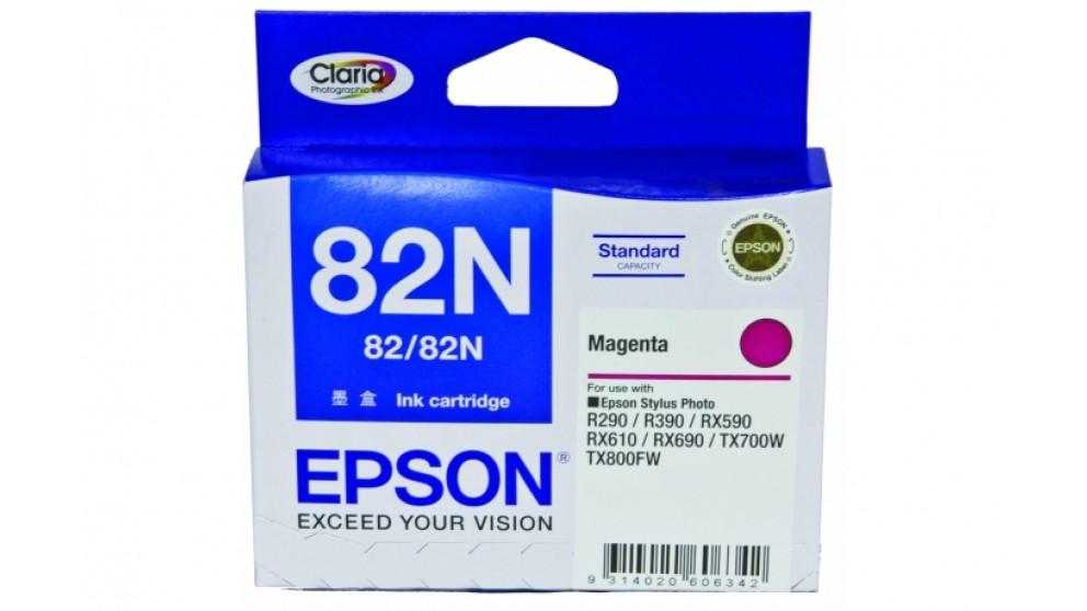 Epson 82N Magenta Colour Ink Cartridge