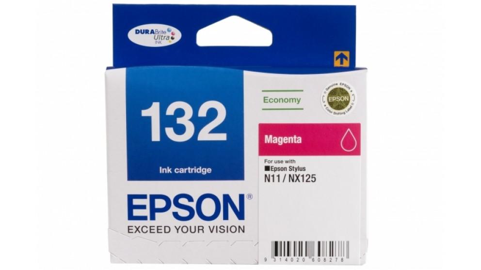 Epson 132 Magenta Colour Ink Cartridge