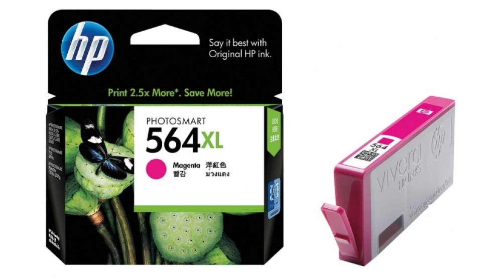 HP 564 XL Magenta Colour Ink Cartridge