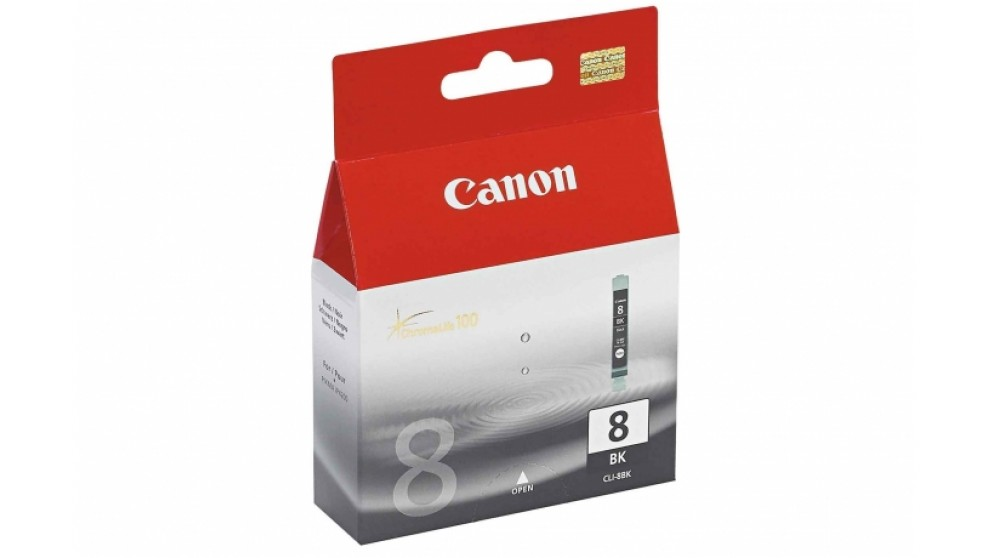 Canon CLI8BK Black Ink Cartridge