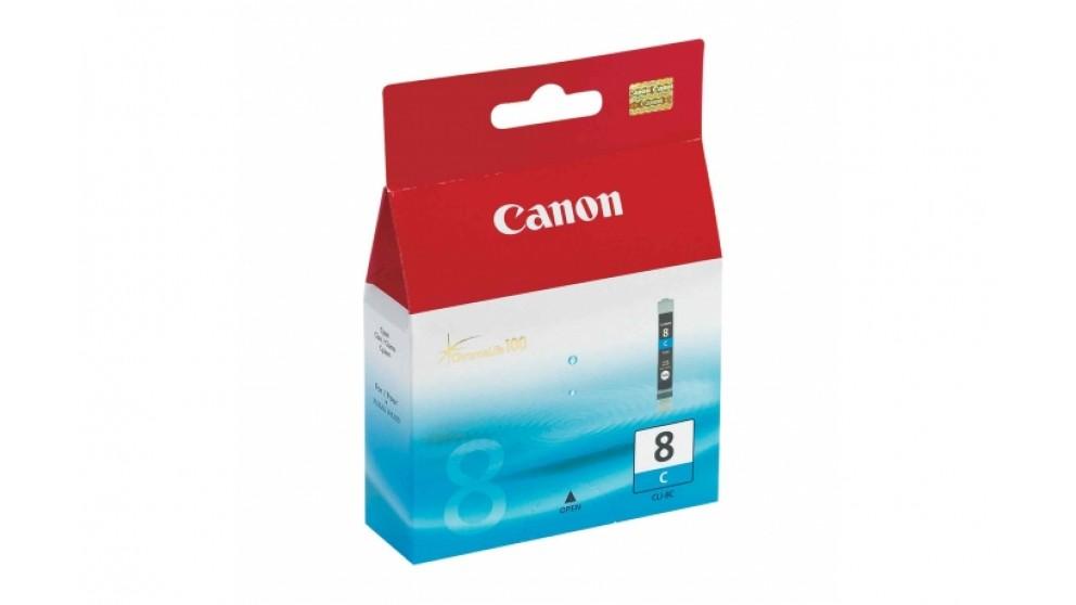 Canon CLI8C Cyan Ink Cartridge