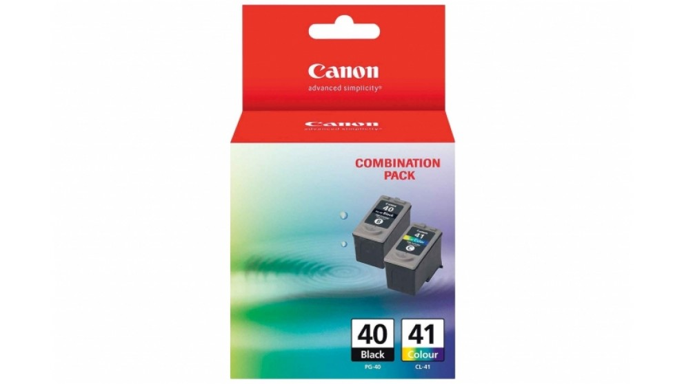 Canon PG40 CL41 Ink Cartridge Value Pack
